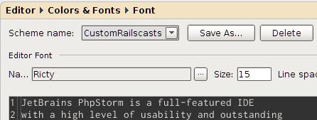 phpstorm-font1