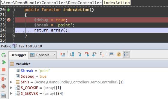 phpunit-remote-debug-break