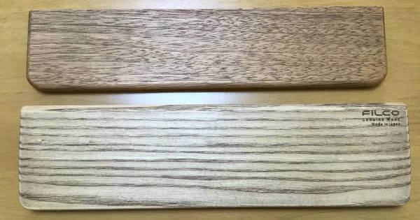 パームレスト filco FILCOの木製パームレストのレビュー|PCゲーマーにおすすめ|ゲーミングPCログ
