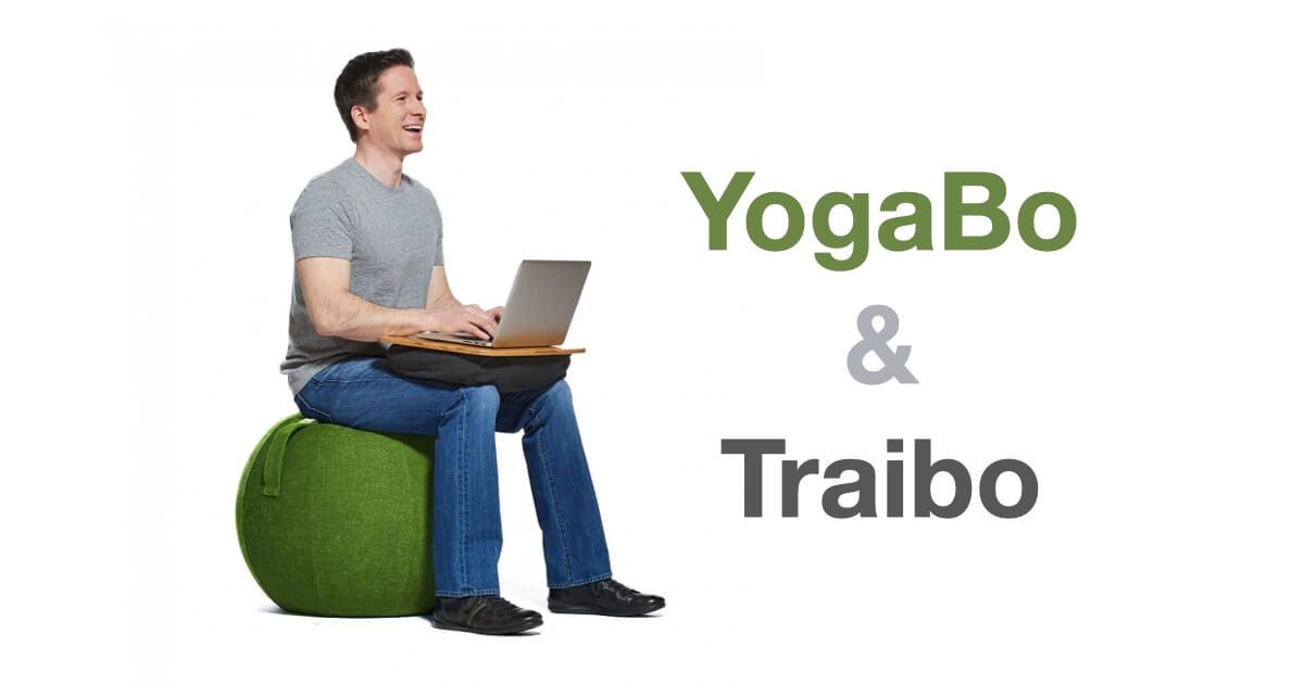 YogaBoとTraibo